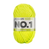 MyBoshi No.1 Wolle 50g Fb.115 Avocado