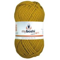 MyBoshi No.1 Wolle 50g Fb.111 Curry