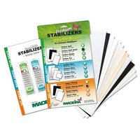 Madeira Stickvlies Starter Set (12 Samples) 9449