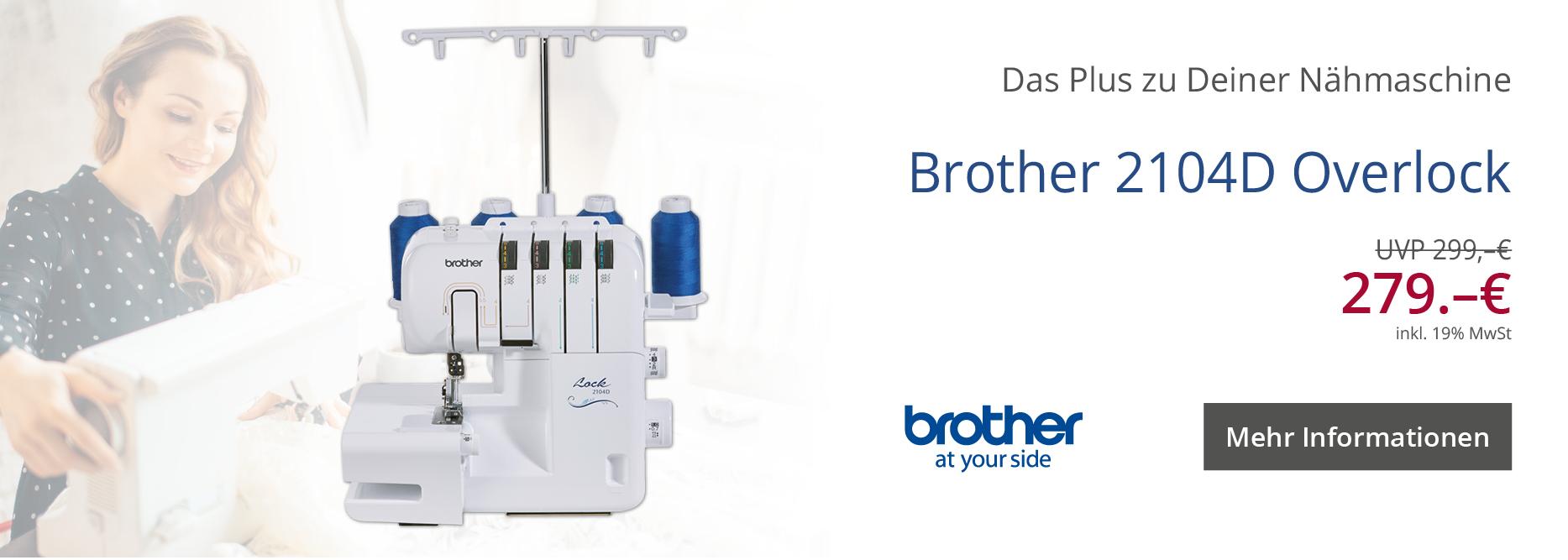 Brother-2104D-Overlock