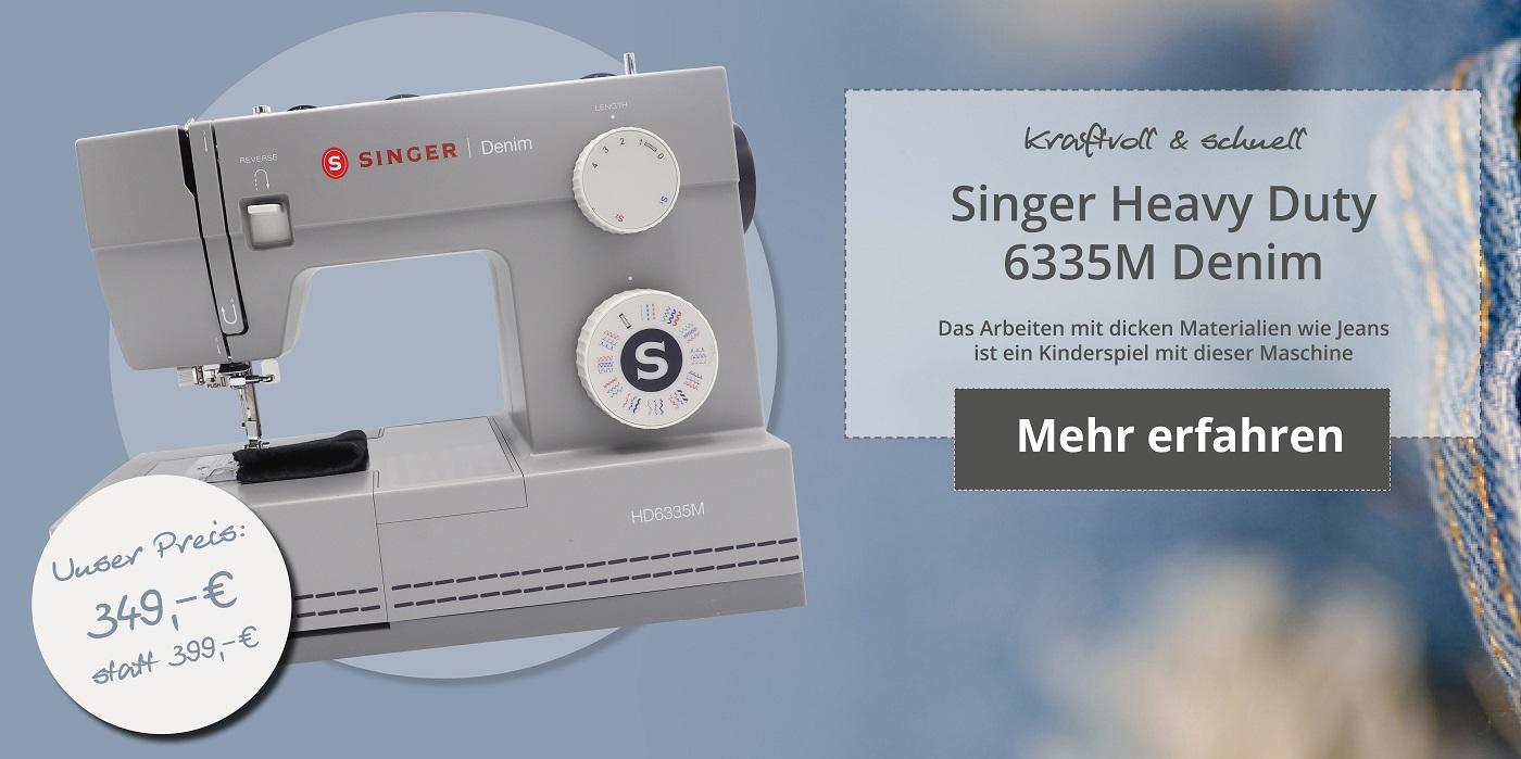 Singer Heavy Duty 6335